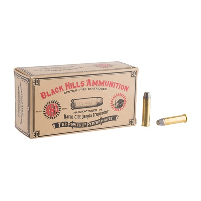 Cowboy Action Ammo 357 Magnum 158gr Lead Conical Nose - 357 Magnum 158gr Cnl 50/Box