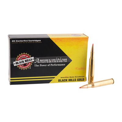 Black Hills Gold Ammo 270 Winchester 130gr Gmx - 270 Winchester 130gr Gmx 20/Box
