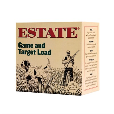 Federal Estate Game & Target 12 Gauge 2-3/4