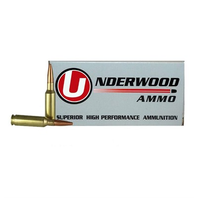 Underwood Ammo 224 Valkyrie 72gr Controlled Chaos - 224 Valkyrie 72gr Controlled Chaos 20/Box