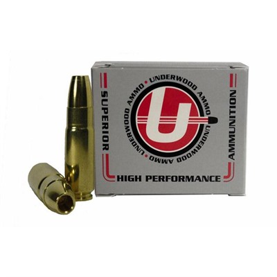 Underwood Ammo 458 Socom 300gr Controlled Fracturing Hp - 458 Socom 300gr Controlled Fracturing Hollow Point 20/Box