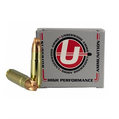 Underwood Ammo Xtreme Hunter Ammo 458 Socom 250gr Xtreme Defense - 458 Socom 250gr Xtreme Defense 20/Box