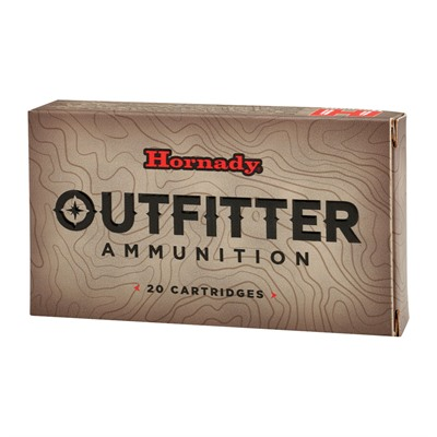 Hornady Outfitter 300 Remington Ultra Magnum Ammo - 300 Remington Ultra Magnum 180gr Gmx Otf 20/Box