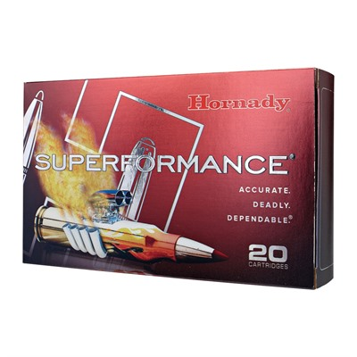 Hornady Superformance 6mm Creedmoor Ammo - 6mm Creedmoor 90gr Gmx Spf 20/Box