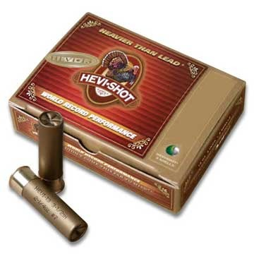 "Hevi-Shot Hevi-13 Ammo 12 Gauge 3"" 2 Oz #5 Shot - 12 Gauge 3"" 2 Oz #5 Shot 5/Box"
