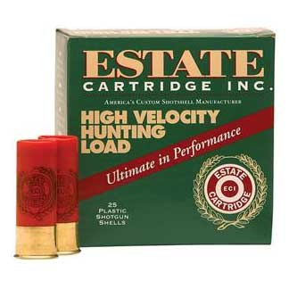 Federal Estate High Velocity Hunting Loads