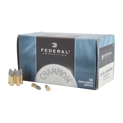 Federal Federal Champion Solid Rimfire Ammunition