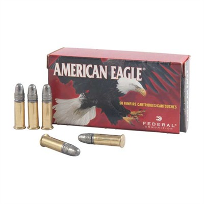 Federal Federal American Eagle Solid Point Rimfire Ammunition