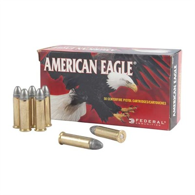 American Eagle Ammo 38 Special 158gr Lrn 38 Special 158gr Lead Round Nose 50 Box