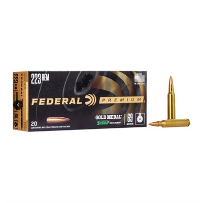 Gold Medal Match Ammo