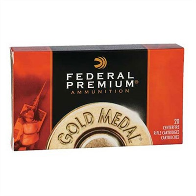 Gold Medal Match Ammo 300 Win Mag 190gr Hpbt - 300 Winchester Magnum 190gr Hollow Point Boat Tail 20