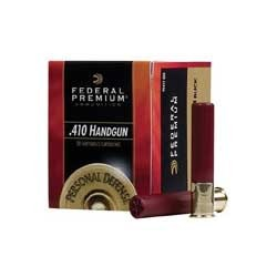 Personal Defense Shotshells