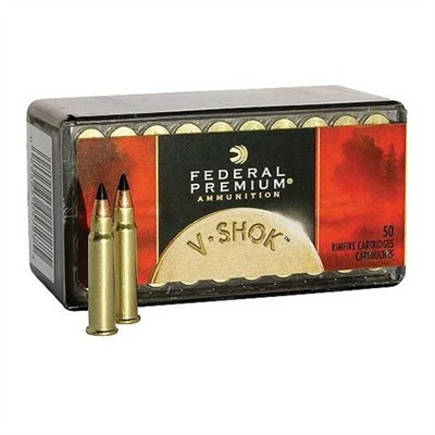 Federal Premium Vshok Speer Tnt Hollow Point Rimfire Ammo - Federal Ammo 22 Mag 30gr Speer Jhp 50/Bx