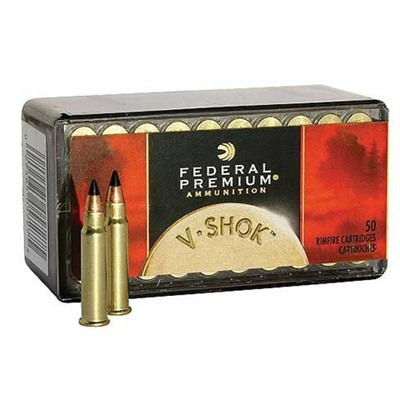 Federal Premium Vshok Speer Tnt Hollow Point Rimfire Ammo - Federal Ammo 17 Hmr V-Shok 17gr Tnt 50/B
