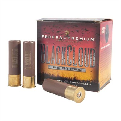 Premium Black Cloud Shotshells