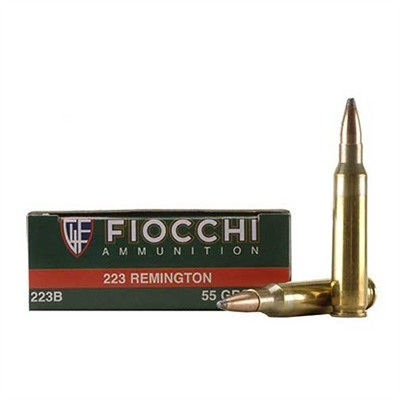 Fiocchi Shooting Dynamics Rifle Ammo