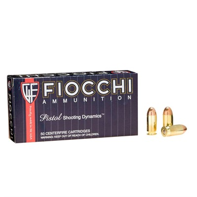 Pistol Shooting Dyanmics Ammo 45 Acp 230gr Fmj - 45 Acp 230gr Full Metal Jacket 50/Box
