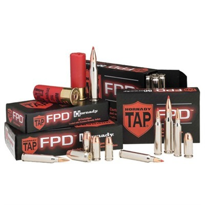 Tap Fdp Ammo 308 Winchester 168gr Polymer Tip - 308 Winchester 168gr Polymer Tip 20/Box