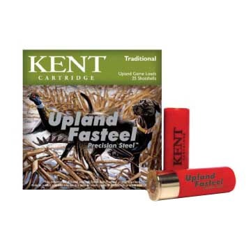 "Upland Fasteel Ammo 12 Gauge 2-3/4"" 1-1/8 Oz #5 Steel Shot - 12 Gauge 2-3/4"" 1-3/8 Oz #5 S"