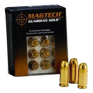 Magtech Guardian Gold Handgun Ammo