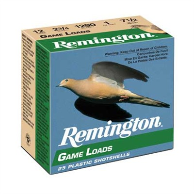 Remington Lead Game Ammo 20 Gauge 2-3/4