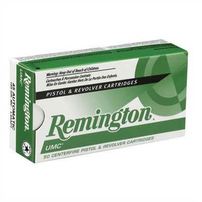 Remington Umc Ammo 25 Acp 50gr Fmj - 25 Auto 50gr Full Metal Jacket 50/Box