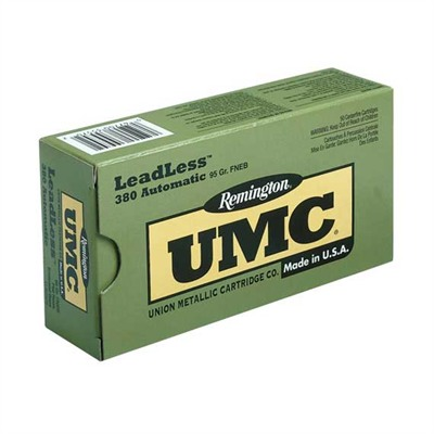 Umc Leadless Handgun Ammo