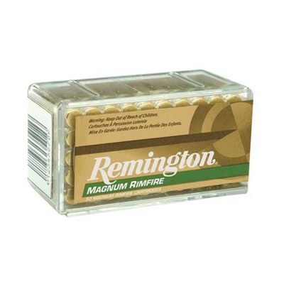 Remington Remington Magnum Rimfire Ammunition