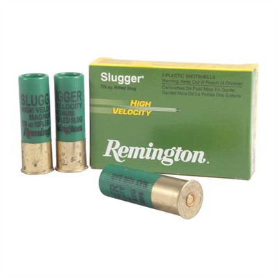 High Velocity Slugger Shotgun Slugs