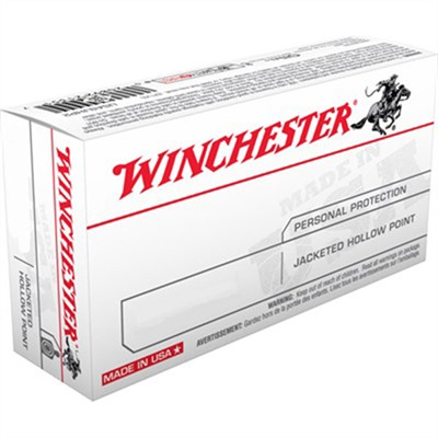 Winchester Usa White Box Ammo 38 Special 130gr Fmj 38 Special 130gr Full Metal Jacket 50 Box