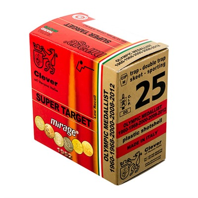 "T1 Supertarget Ammo 28 Gauge 2-3/4"" 3/4 Oz #9 Shot - 28 Gauge 2-3/4"" 3/4 Oz #9 Shot 250/Ca"