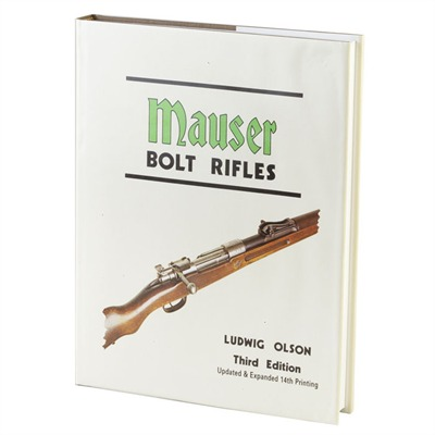 Brownells Mauser Bolt Rifles