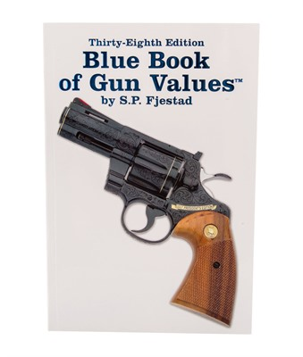 Image of Blue Book Publications Blue Book Of Gun Values 38th Edition