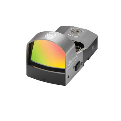 Fastfire Iii Red Dot Reflex Sight - Fastfire Iii Red Dot Sight 8 Moa Dot W/Picatinny Mount