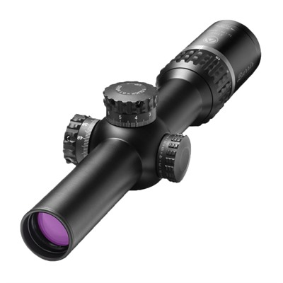 Burris Xtr-Ii 1-5x24mm Quad Knob Scopes - 1-5x24mm Rfp Quad Illum. Cq Mil Reticle