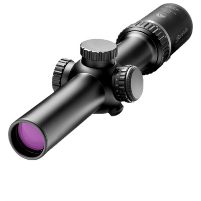 Burris Mtac Rifle Scopes - 1-4x24mm Rfp Illum. Ballistic Ar Reticle