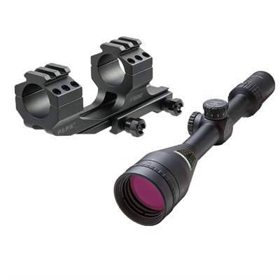 Burris Ar-7.62 4.5-14x42mm Adjustable Objective Scope With Pepr Mount