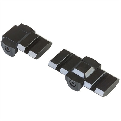 Burris Ruger~ To Weaver Base Adapters