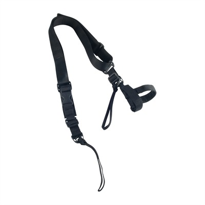 Fnh Tactical Slings - Fnh Usa Universal Tactical Sling 3pt, Blk W/Out Reducer