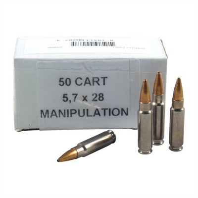5.7x28mm Dummy Ammo