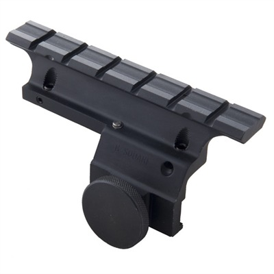 Ruger® Mini-14® Scope Mount - Mini-14 Mount, Black W/O Rings