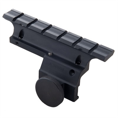 Ruger® Mini-14® Scope Mount - Mini-14 Mount, Black W/Rings