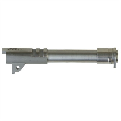 "1911 Auto 45 Barrel & Spherical Bushing 5"" 1911 Auto Non Ramped Barrel 45 Acp W/Bushing Discount"
