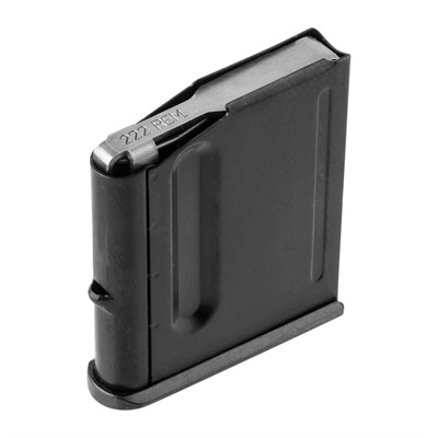Cz 527 Magazine 222 Remington - Cz 527 Magazine 222 Remington 5rd Steel Black