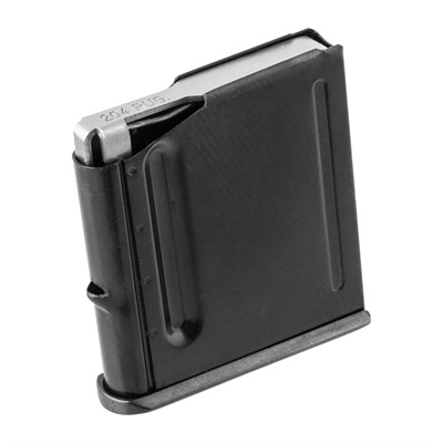 Cz 527 Magazines - Cz 527, 204 Ruger, 5 Rd Mag
