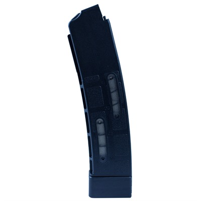 Cz Scorpion 30-Round 9mm Magazine W/Window - Scorpian Magazine W/ Window 9mm 30rd Black