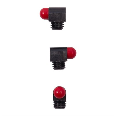 Bradley Gunsight Sight Beads - Std Bead, 1/8