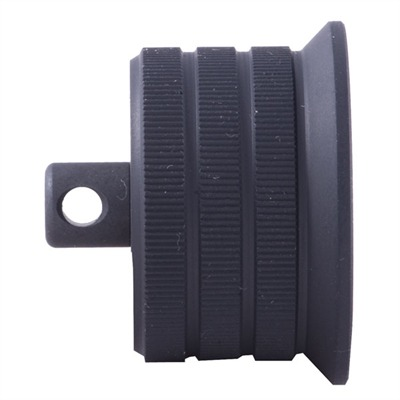 Gold 12 Ga Magazine Cap W/Swivel Eyelet