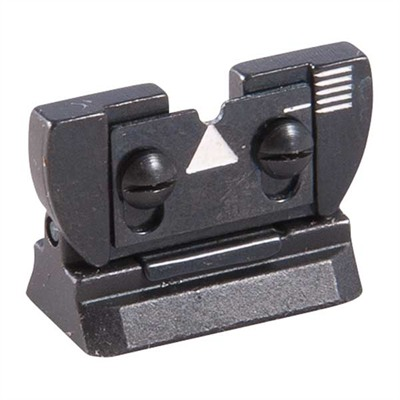 Browning Bl 22 Flip-Up  Rear Sight Assembly Black