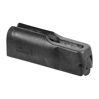 Browning X-Bolt 3rd Magazine 338 Win Mag - Browning X-Bolt Magazine 338 Win Mag 3rd Steel Black
